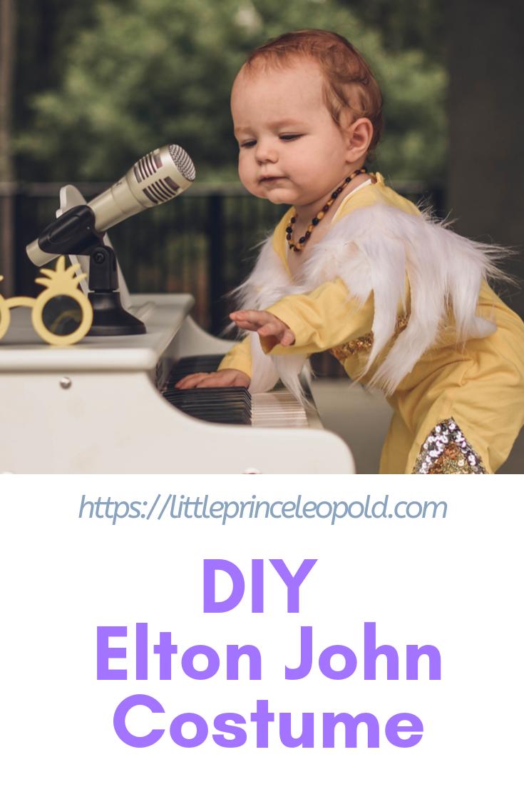 elton john-halloween costumes-candle in the wind-rocket man-goodbye yellow brick road-shoenhut-diy- no sew- baby costumes- costume party